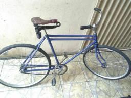Bicicleta antiga duas Barras Toledo alemã aro 28 muito bem conservada.
