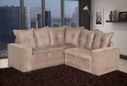 Sofa de canto novos direto da fábrica