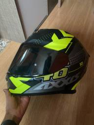 Capacete axxis eagle TAM 61/62