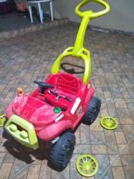 Vendo carrinho com pedal Smart Bandeirante