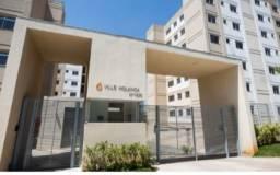Apartamento 02 quartos NOVO - Ville Holanda - Aarão Reis