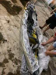 Caiaque polares aimara náutica pro novo no plástico