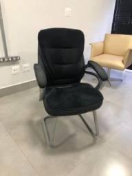 Cadeira para Atendimento Estofada