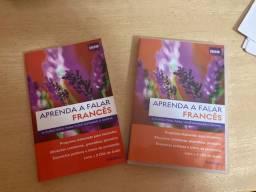 Livro Aprenda a Falar Francês BBC PubliFolha