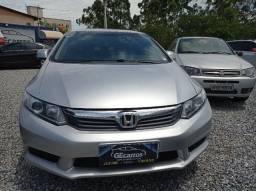 2015- Civic LXS Automático