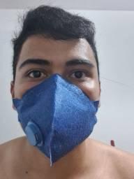Título do anúncio: Máscara N95 com válvula filtrante