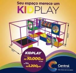 Playground sob medidas