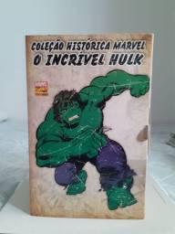 Coleção Histórica Marvel Hulk