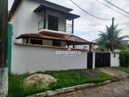Casa com 3 dormitórios à venda, 153 m² - Flamengo - Maricá/RJ