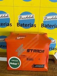 Baterias 45 ah com 1 ano de garantia entrego e instalo