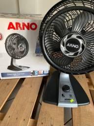 Ventilador Arno30 centímetros turbo silence 220v (novo)