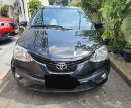 Toyota Etios XLS - Aceito Trocas