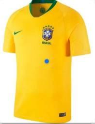 Camiseta da seleção brasileira, somente hoje,!!!!!