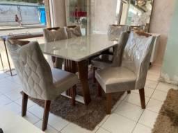 Mesa top 06 cadeiras