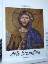 Arte Bizantina coleção O Mundo da Arte Folha de SP