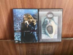DVD ORIGINAL de Ana Carolina e de Pink Floyd