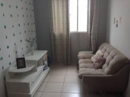 Aluga-se suíte em apartamento imobiliado ao lado da UFMS