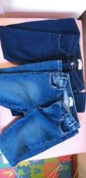 Calca jeans tam 9-10