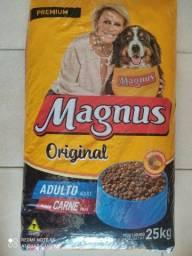 RAÇÃO MAGNUS ORIGINAL 25KG
