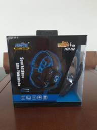 Headset Gamer Feasso