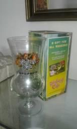 Taça Importada do Rain Forest Café