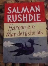 Livro - Haroun E O Mar De Histórias