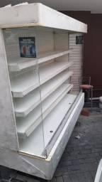 3 geladeiras de exposição