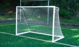 Par de redes de Futsal - Matrix