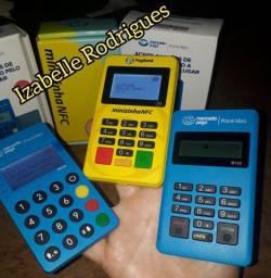 Máquinas de Cartão do Mercado Pago e PagSeguro (imperdível)