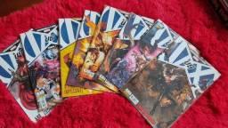 Vingadores Vs. X-Men - Coleção Completa