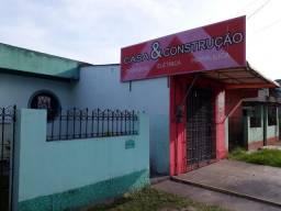 Casa e ponto comercial no conj. Satélite de 3/4 sendo 1 suíte, R$ 270mil / *