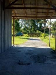 Terreno 360m² + Casa 54,00m² em Guaratuba - Pr