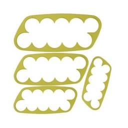 Cortadores Para Biscuit e Pasta Americana - Marca Blue Star