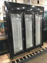 //? Geladeira frios e laticínios 3 portas