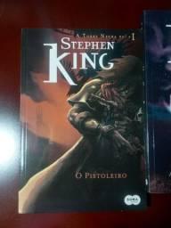 A Torre Negra - Stephen King - Volume 1, 2, 3 e 4 - Estado de novo
