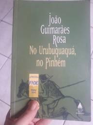 Livro No Urubuquaquá, no Pinhém - João Guimarães Rosa