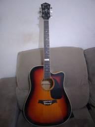 Vendo um violão Tagima Kansas e Acessórios.