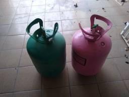 Cilindros de gás para recarregar