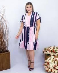 Moda evangélica Plus verte até o tamanho único