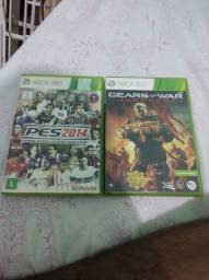 Pés 2014 e gears of war judgment
