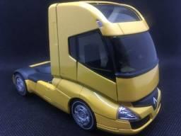 Miniatura Caminhão Renault Protótipo de Corrida