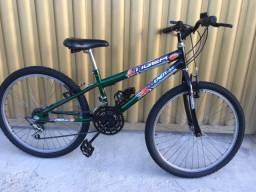 Bicicleta aro 24-18 Marchas Para crianças de 8 a 14 anos-FMasculino e Feminina Revisada