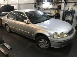 Honda CIVIC LX - com defeito