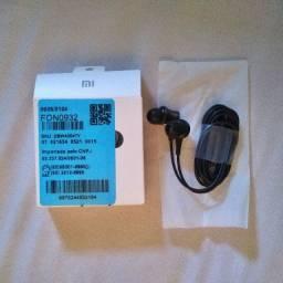 Título do anúncio: Fone de Ouvido Intra-Auricular Mi Basic Preto Xiaomi