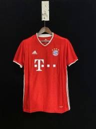 Título do anúncio: Camisas de time ( leia o anúncio )