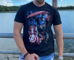Camisetas de Super-heróis da Marvel *