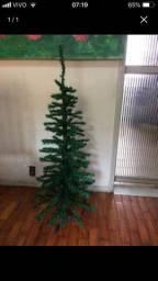 Árvore de Natal . Duas peças .