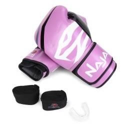 Kit Luva de Boxe - Naja