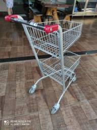 Carrinho de supermercado  semi-novos