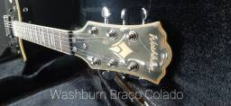 Guitarra Washburn Braço colado Lespaul